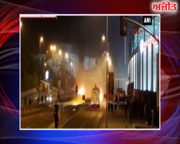 ਤੁਰਕੀ : ਅੱਤਵਾਦੀ ਹਮਲੇ 'ਚ 30 ਮੌਤਾਂ, 166 ਜ਼ਖਮੀ