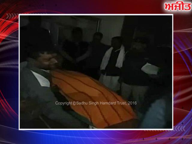 ਕਰਨਾਲ : 2 ਮੋਟਰਸਾਈਕਲਾਂ ਦੀ ਆਹਮੋ ਸਾਹਮਣੇ ਹੋਈ ਟੱਕਰ ਵਿਚ 2 ਮੌਤਾਂ