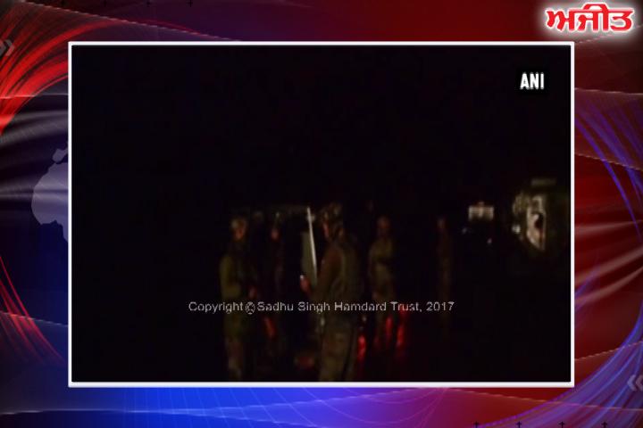 ਜੰਮੂ-ਕਸ਼ਮੀਰ : ਮੁੱਠਭੇੜ ਦੌਰਾਨ ਤਿੰਨ ਅੱਤਵਾਦੀ ਢੇਰ