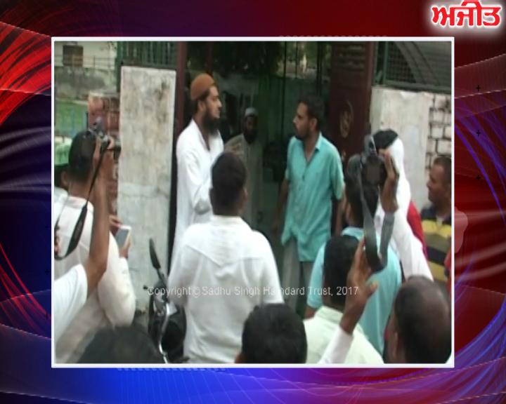 ਹਿਸਾਰ : ਮੌਲਵੀਂ ਮਾਮਲੇ 'ਚ 125 ਵਿਅਕਤੀਆਂ 'ਤੇ ਮਾਮਲਾ ਦਰਜ