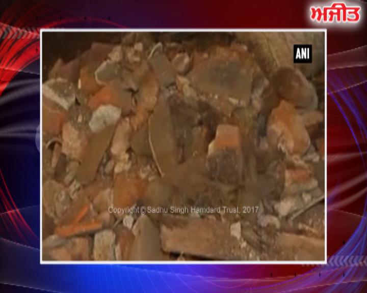 ਮੁੰਬਈ : ਬੇਕਰੀ ਦੀ ਚਿਮਨੀ ਢਹਿਣ ਕਾਰਨ 3 ਮੌਤਾਂ, 2 ਜ਼ਖਮੀ