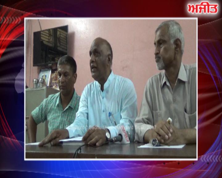 ਜਲੰਧਰ : 'ਸਵਦੇਸ਼ੀ ਜਾਗਰਣ ਮੰਚ' ਸ਼ੁਰੂ ਕਰੇਗਾ 'ਸਵਦੇਸ਼ੀ ਸੁਰੱਖਿਆ ਅਭਿਆਨ'