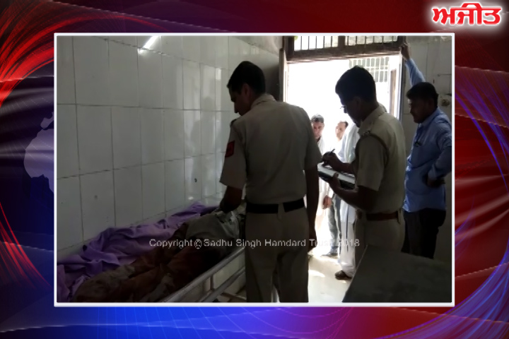 ਰੇਵਾੜੀ : ਕੈਂਟਰ ਤੇ ਟਰੱਕ ਦੀ ਟੱਕਰ 'ਚ 2 ਮੌਤਾਂ