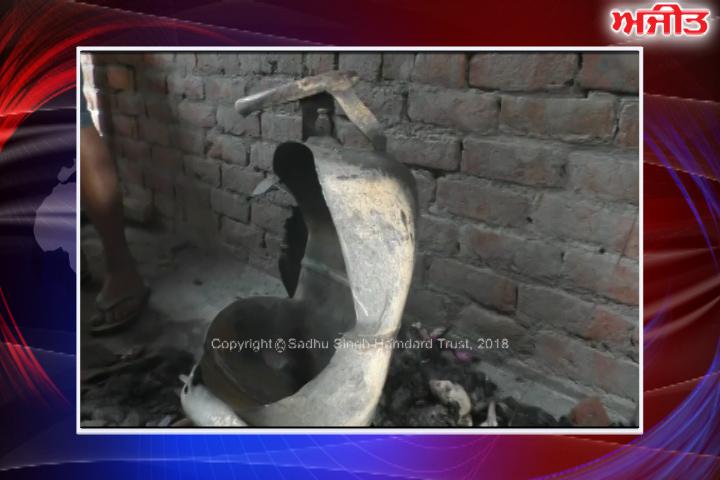 ਲੁਧਿਆਣਾ : ਪ੍ਰਵਾਸੀ ਮਜ਼ਦੂਰਾਂ ਦੇ ਕਮਰੇ ਵਿਚ ਫਟਿਆ ਗੈਸ ਸਿਲੰਡਰ, 24 ਜ਼ਖਮੀ, 4 ਦੀ ਹਾਲਤ ਗੰਭੀਰ